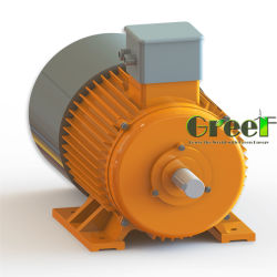 200kwモーターまたは水上飛行機または風駆動機構のための低いトルクの自由エネルギーの放射状の変化ブラシレス永久マグネット発電機