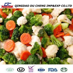 渡されたHalalの高品質の大きさの新しいフリーズされた中国の冬によって混合されるブレンドの野菜