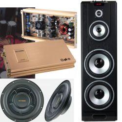 Fin de voiture Bluetooth hi hi-fi / amplificateur audio de home cinéma