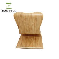Качество древесины из бамбука подставки пользовательский дизайн подставка для планшетного ПК