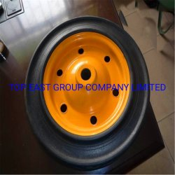 325/350/400/650-8 sólido de espumas de poliuretano Neumático de rueda de carretilla de neumáticos