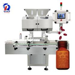 Rq-DSL-16 Capusle automatique de compteur de vibration PHARMACEUTIQUE Comprimé Comprimé Machine de comptage