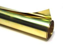 Bright 0.01mm 0,02mm 0,5 mm en laiton pour des objets décoratifs en aluminium