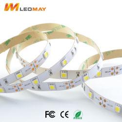 شريط 3M مزدوج الجوانب سهل التركيب 5050 LED Strip Lighting