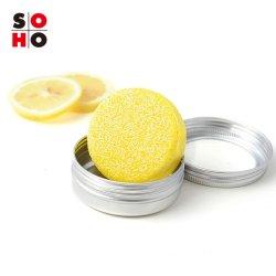 Mejor vendedor OEM/ODM Jengibre Natural Tratamientos de belleza hechos a mano la barra de jabón champú champú alisado