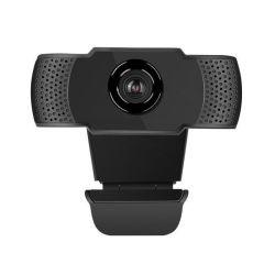 كاميرا ويب USB 2.0 Web Camera الجديدة بدقة عالية تبلغ 1080p ودقة 12 ميغابكسل تلقائية كاميرا ويب ذات تركيز بؤري مع ميكروفون مدمج للكمبيوتر PC Video NetMeeting