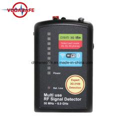 Anti-Spy Multi-Detector Detector de la cámara de la señal inalámbrica fija GSM Bug Full-Frequency Full-Range dispositivo de escucha del detector de señal RF
