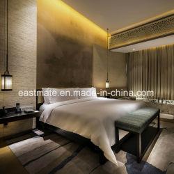 La mobilia africana piacevole della camera da letto dell'hotel di stile ha impostato (EMT-1664)