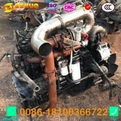 使用された元のCumminsのディーゼル機関4bt 6bt 6CT 6Lの優秀な状態はCumminsエンジンのCumminsのディーゼルを4/6のシリンダーによって使用されたエンジンの変速機の自動車部品使用した