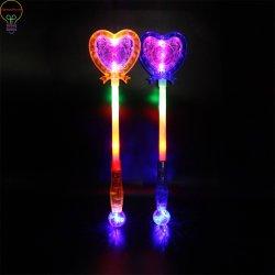 Barra luminosa LED Magic Fairy Stick niños juguetes seguro e inofensivo
