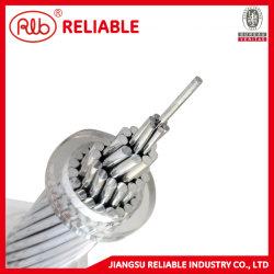 Проводник из алюминия и алюминиевых клад стальные усиленные