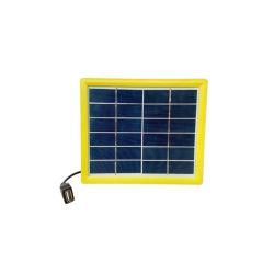 プラスチック太陽電池パネルの電話充電器中国製