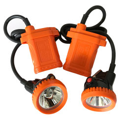 Lampada portatile impermeabile di buona qualità per attività minerarie lampada a LED