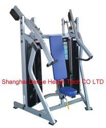 Bepaal Sterkte, bepaal Technologie van de Gezondheid, de Machine van de Sterkte MTS van de Hamer, geschiktheidsapparatuur, gymnastiekmachine, de ISO-ZijPers van de Helling (mts-8001)