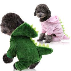 애완동물 럭셔리 도매 디자이너 Winter Matching 및 소유주 Christmas Girl 직물 XXXs 큰 드레스 따뜻한 귀여운 토끼 개 옷