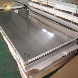 لوح سميك من الفولاذ المقاوم للصدأ بقدرة 316L/317L عالية الجودة