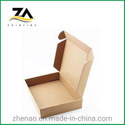高品質の波形紙の折る化粧品の包装のギフト箱