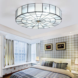 Lampada del soffitto della libellula di stile di Tiffany per illuminazione domestica dell'interno (WH-TA-03)