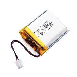 UL-Zulassung 803035 3,7 V 800 mAh Batterie für Smart Watch