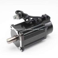 Série 80mm 250W 500W 310V DC Servo Motor sem escovas