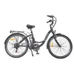 Cina Commercio all'ingrosso bicicletta elettrica City Bike fibra di carbonio/alluminio lega di litio Bicicletta elettrica Power Full Suspension Bicystar City in vendita