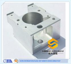 9핀 전기용 맞춤형 정밀 알루미늄 7075-T6 CNC 밀링 파트 커넥터 마운트(S-106)