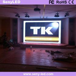 Panneau d'écran vidéo P2.9 Scène LED portable affichage publicitaire Factory