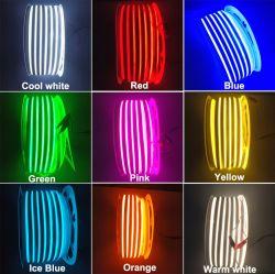 表記のためのベストセラー5metersキットのケイ素のネオンDC12V DC24V 5mm 6mm 8mmのケイ素LEDのネオンライトのストリップ12V IP67