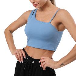 卸し売り適性の摩耗の女子体操の試しの穀物はヨガのタンクトップを遊ばす