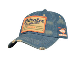 Высокое качество вышивка спорта крепежные винты с головкой бейсбол/Red Hat