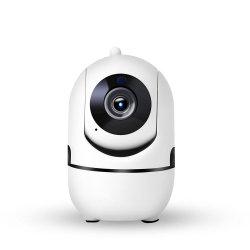 ホームセキュリティーアンドロイドおよびIos APPのホームのリモート・コントロールスパイのカメラの機密保護のための1080P WiFi IPのカメラはしっかり止める