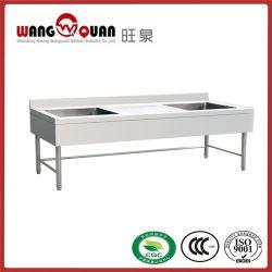304 Edelstahl Countertop Küche Waschwasserspüle