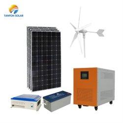 가정 태양풍 혼성 시스템 발전기 발전기 5kw 바람 터빈