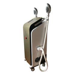Mais Recente Tecnologia IPL dupla manusear 360 Magneto-Optic Face Rejuvenescimento da pele de remoção de pêlos IPL do sistema de elevação Reh