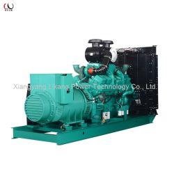700kw 875kVA Dieselgenerator-Set mit Cummins Engine Kta38-G2a