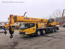 중고 Xct60ton 양호한 상태 중국, 유압 이동식 트럭 크레인 제작 판매