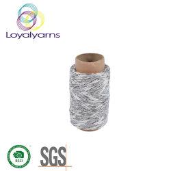Hohles Flechte Lurex Acryl und Polyester-Garn Ly-A276