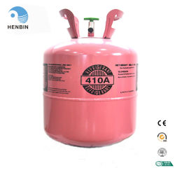 Gas Refrigerant Mixed R410A, R406A, R407c, R409, R417A