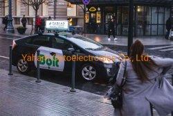 P2.5mm 屋外 4G WiFi GPS タクシートップ LED ディスプレイスクリーン