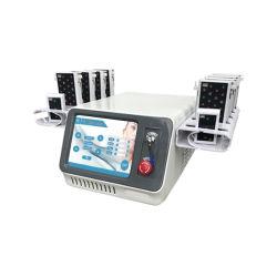 CE Diodes الليزر 5D Lipo الليزر سليمينغ سيليوليت صالون التجميل المعدات