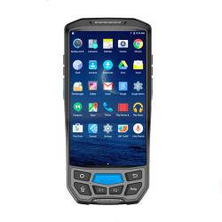 Barcode-Scanner-androider mobiler Computer-Handam endethermodrucker der Treue-P-50 PDA für Lager