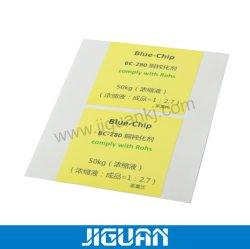 자동 접착 레이블을 인쇄하는 플라스틱 휴대용 병에 넣어진 물 스티커 샴푸 병