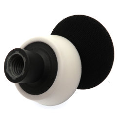 """3 """" 70mm 5/8 """" - 11 Gewinde-Sandpapierschleifmaschine-Schutzträger-Auflage-backup versandende Auflage-Haken-und Schleifen-Energien-Hilfsmittel-Zubehör"""