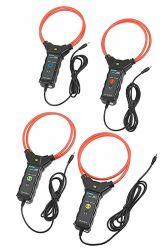 3 Phasen Power Energy Meter Netz- Und Stromversorgungsanalysator Flexibler Strom Klemme 6000A