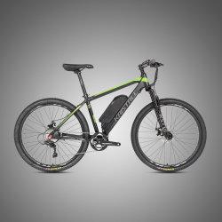 Bici elettrica nascosta della bicicletta MTB 29er della lega E dell'OEM di velocità di Shimano 8 del cavo