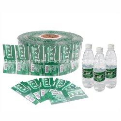 Contrassegno del manicotto dello Shrink del PVC per la bottiglia di acqua minerale
