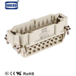 ホットセル対応 16 ピン、ホットランナ用交換用、高デューティコネクタ