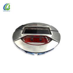 반사 테이프 Cat Eyes Solar Road Safety Stud LED Traffic 경고 표지 스파이크 표시등