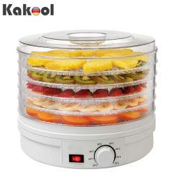 5 찜질 가능한 BPA 불포함 트레이 + 과일, 야채, 허브, 견과류, 예키, 기타 건강 간식 전기 식품 소화기 기계