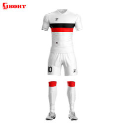 Aibort Custom Sportswear Sublimation Home Away Soccer Jerseys Football Shirts